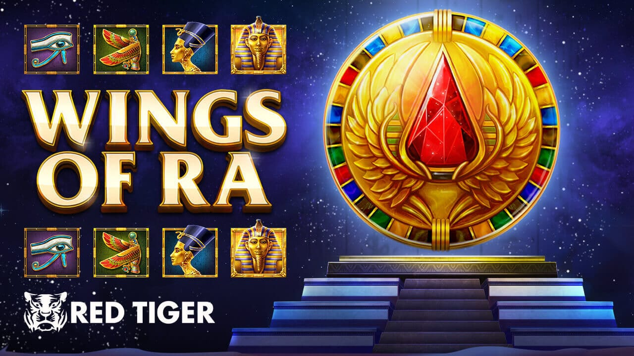 Wings of Ra Slots Mega Reel