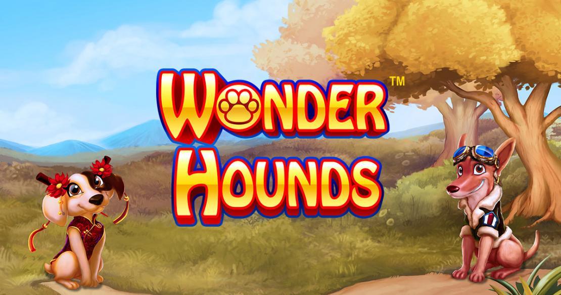 Wonder Hounds Slots Mega Reel