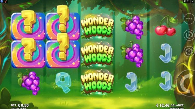 Wonder Woods Slots Online