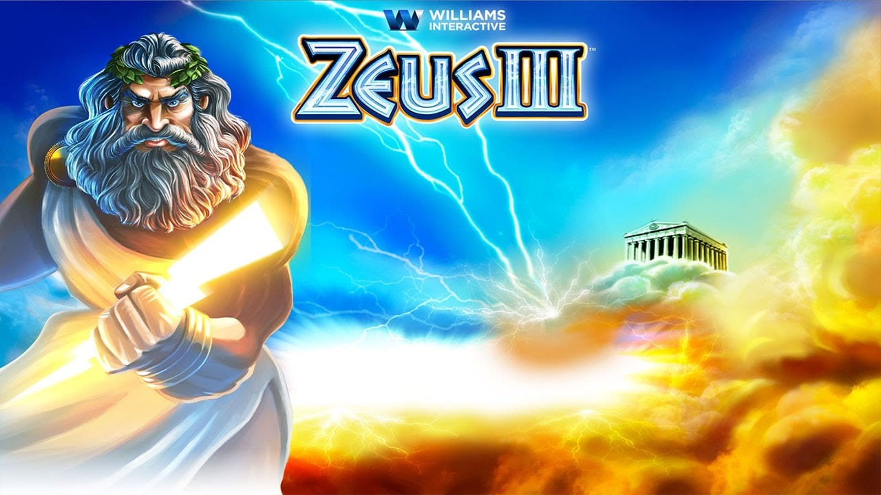 Zeus III Slot Mega Reel