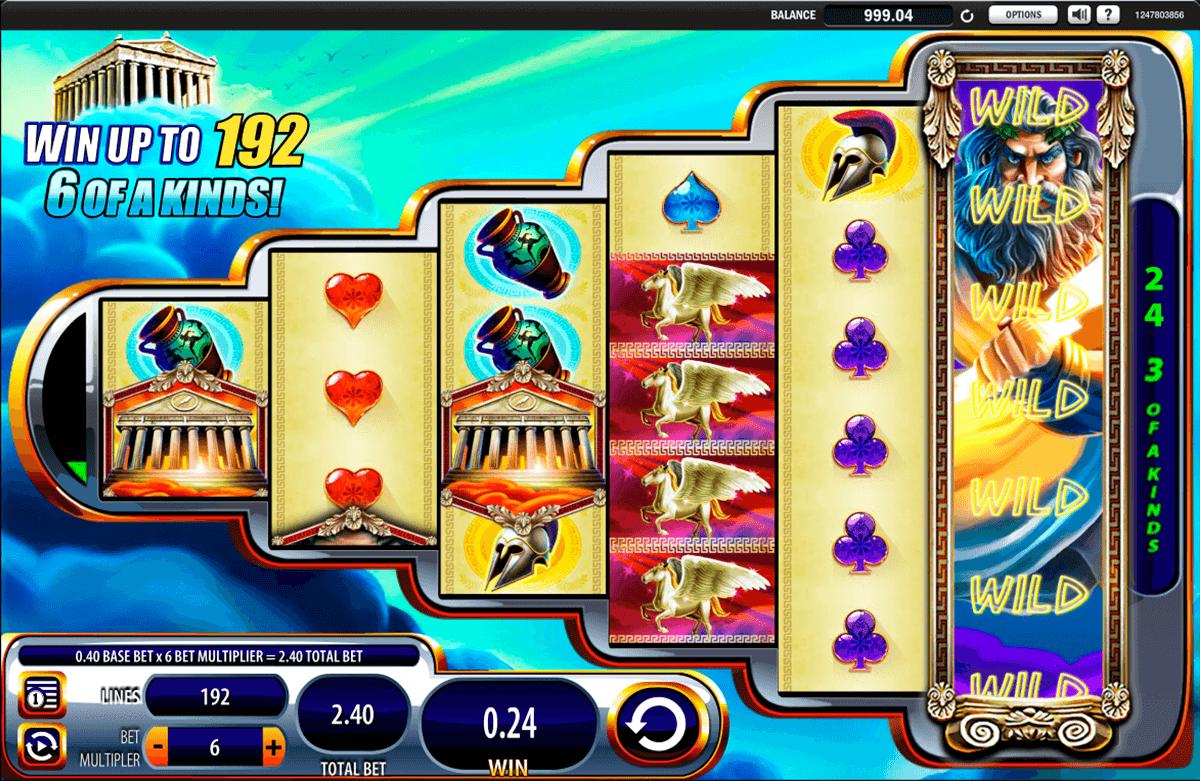 Zeus III Slot Online