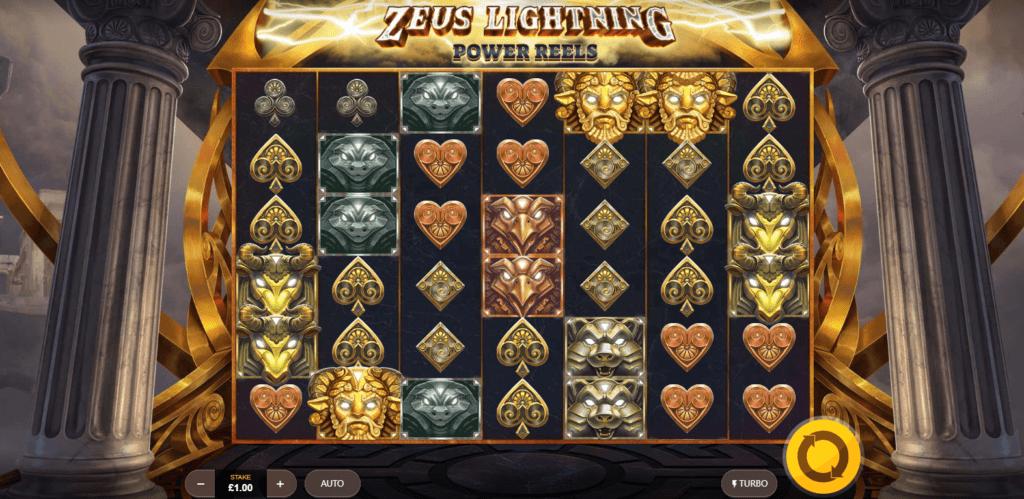 Zeus Lightning Slots Online