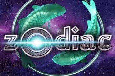 Zodiac Slot Logo Mega Reel